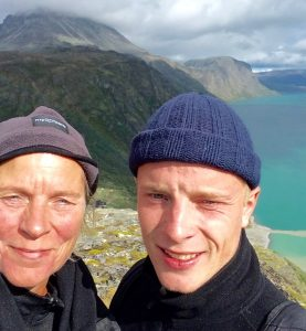 Hiking Jotunheimen Bukkelægret