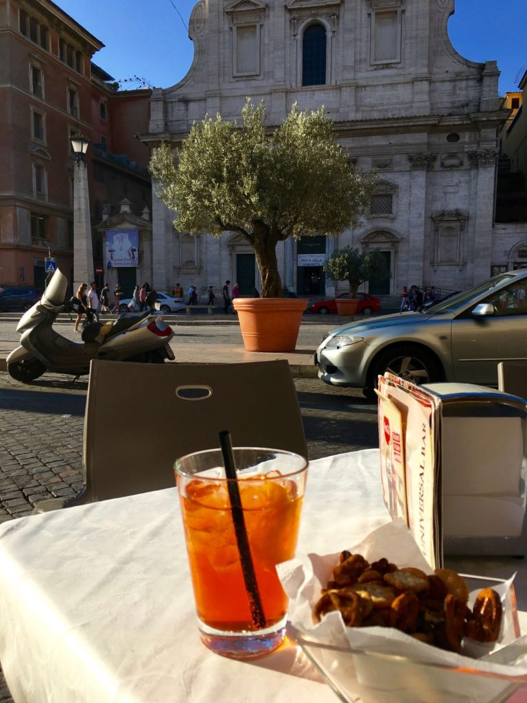 Rome aperol