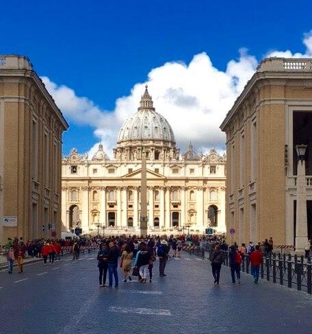Rome San Pietro