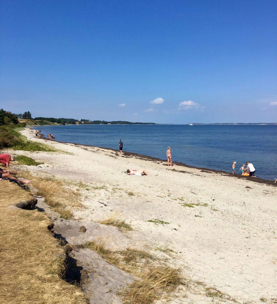 Venø strand